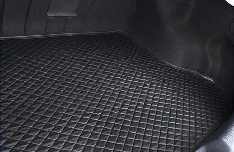 Tapis de coffre auto cargos cuir pour Ferrari GMC Savana JAGUAR Smart Lamborghini Murcielago Gallardo rolls-royce Phantom