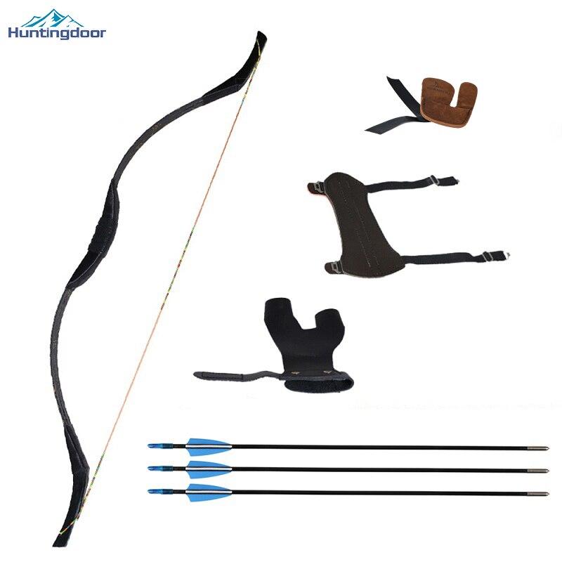 Высокое качество стрельба из лука лук и стрелы набор используется для подростка trainning или игр на открытом воздухе или Косплэй игры