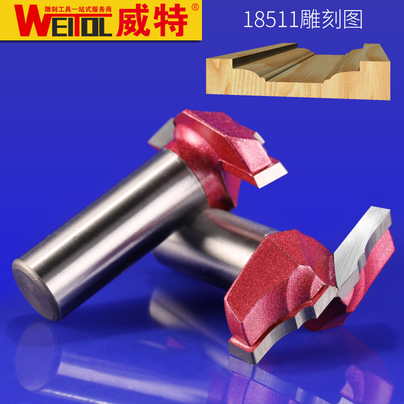 Weitol 1pcs 1/2*35mm tungsten carbide wood tools Classical plunge router bits classical pattern bits for wood carving huhao 1pcs 1 2 1 4 shank classical router bits for wood tungsten carbide woodworking endmill tools classical mounlding bit