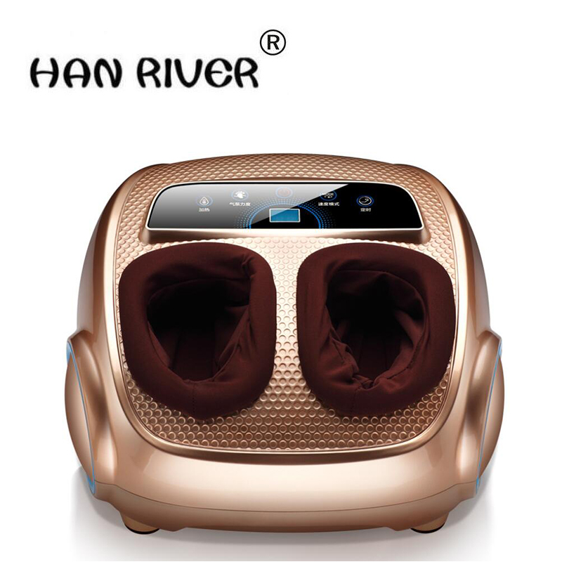 цена на HANRIVER Home pedicure machine foot massager full package kneading foot foot massager instrument automatic heating