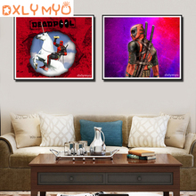 3d Diy diamond painting deadpool picture mosaic full square 5d diamond embroidery cross stitch kits cartoon painting home decor 3d diy diamond painting horse picture mosaic 5d cross stitch full square diamond embroidery kits animal painting home decor