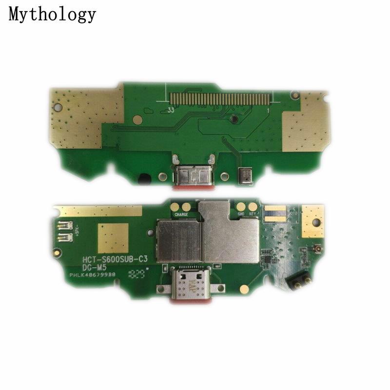 Mitologia Para Doogee S70 & S70 Lite USB Porto De Carregamento Conselho Flex Cable Dock Connector Peças 5.99