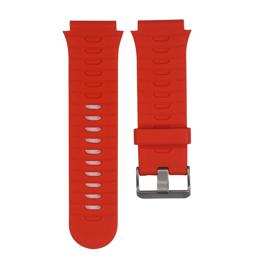 Soft Adjustable Silicone Replacement Wrist Watch Band for Garmin Forerunner 920XT GPS Watch (Red) soft adjustable silicone replacement wrist watch band for garmin forerunner 920xt gps watch purple