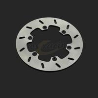 Outer Diameter 220MM Stainless Steel Rear Brake Disc Rotor For WR 125 200 250 500 DT200 TT 250 600 TTR250 YZ125 YZF R1 R6
