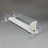 Sample 1 Set Plastic Shelf Cigarettes Automatic Pushing Divider System L 336mm In Supermarket Retail Good