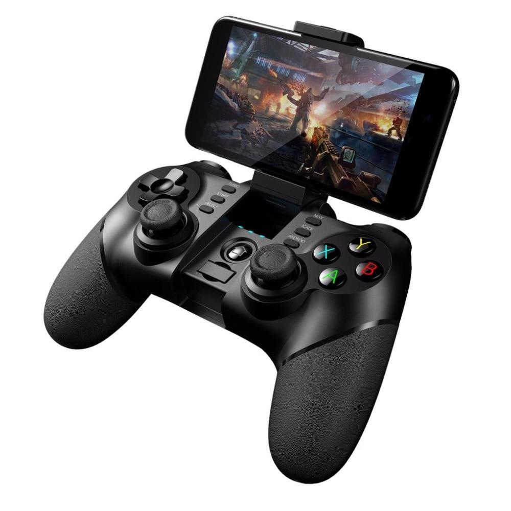 PG-9076 3-in-1 Ipega Gamepad Sem Fio Bluetooth Com 2.4G Receptor Sem Fio Bluetooth Para Android iOS do Windows E Sistema de Para PS3