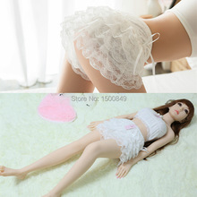 Athemis Love Dolls Clothing Sexy lace bra and Mini Culottes outfit White color sex dolls clothes