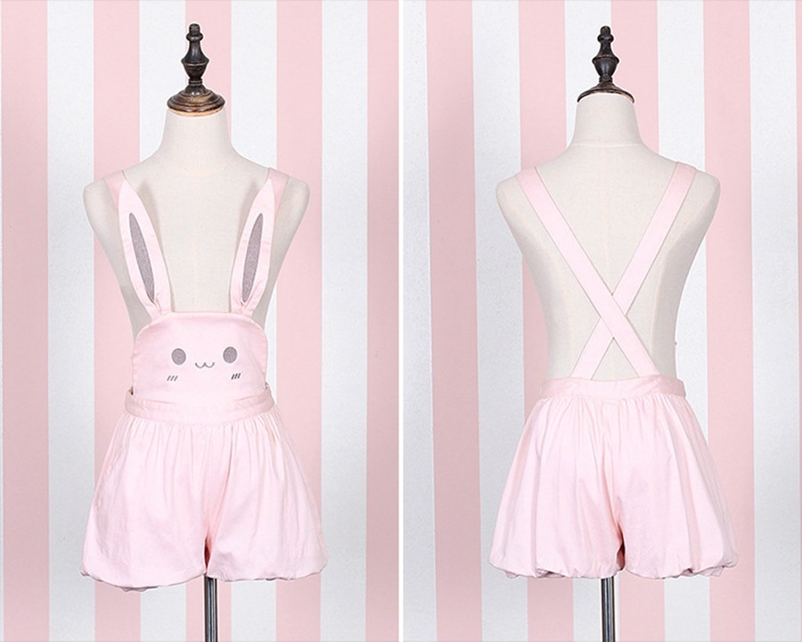Rabbit Suspender Trousers (5)