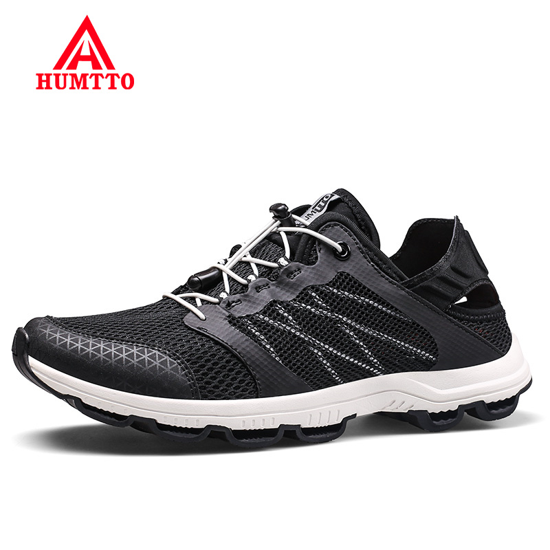 New Summer Breathable Mesh Men Shoes Anti-Odor Bacteriostatic Adult Casual Sneakers Man Light Elastic Band Trainers