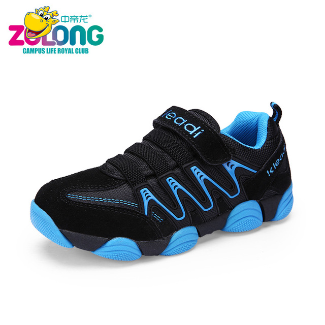 d182af661ab ZDLONG Kids Shoes Boys Tenis Masculino Children Sport Barefoot Sneakers  Brand Sapato Menion Rapaz Fashion School Anti Slippery