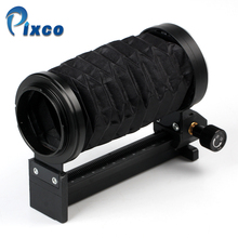 Pixco Suit For Nik For Canon For Pentax Plastic Macro Bellows Lens Tripod Mount Extension Bellows Lens Mount Photo Studio kits