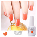 Hot sale 15ml Arte Clavo Gelpolish Choose 1 From 220 Colors Nails Gel UV Led Lamp Gel Nail Soak Off UV Gel Polish For Nail Salon