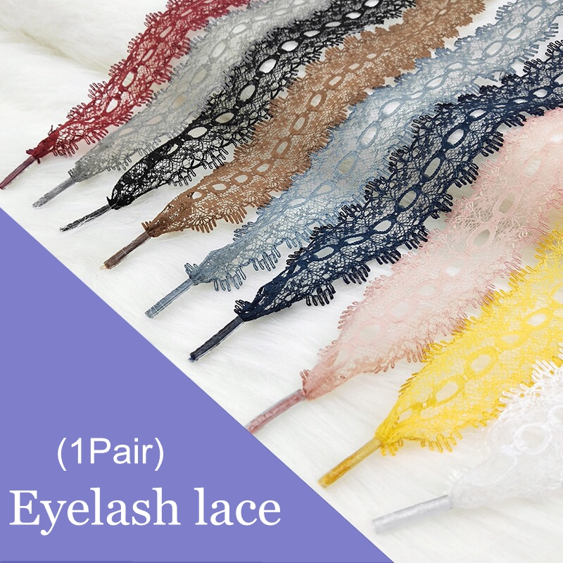 1Pair 3CM Width 80/100/120CM Length Shoelace Colorful Openwork Lace Laces Off White Shoes Lace Sneaker Casuals Leather Shoelaces