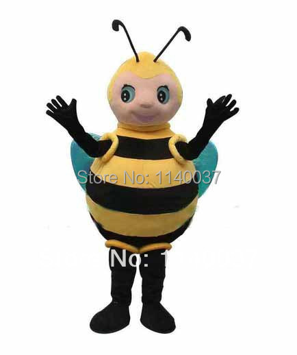 mascot Good Quality Adult Size Honey Bee Mascot Costume Cartoon Character Bee Party Carnival Costumes Fancy Dress  sc 1 st  Google Sites & ?mascot Good Quality Adult Size Honey Bee Mascot Costume Cartoon ...