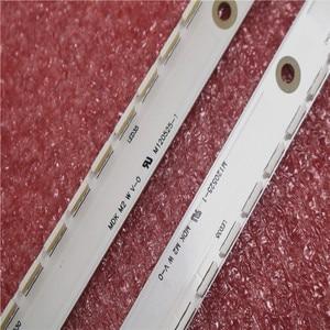Image 2 - New kit 2 PCS 56LED 500mm LED Backlight strip For Samsung UA40ES6100J UE40ES5500 2012SVS40 7032NNB RIGHT56 LEFT56 2D panel