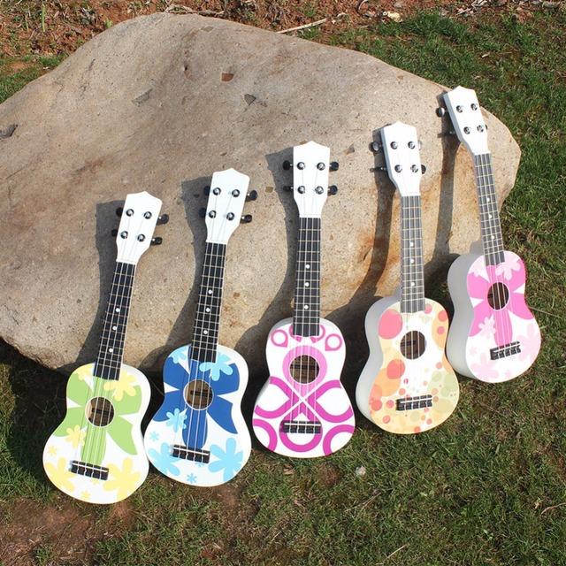 21 inch Basswood Acoustic Ukuleles