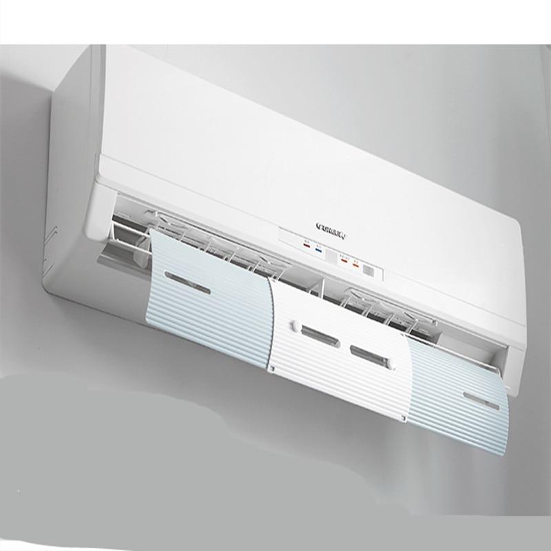 1 шт. подвесной кондиционер ветровое стекло выход затвора доска месяц предотвратить прямой удар кондиционер перегородка спальня ветер