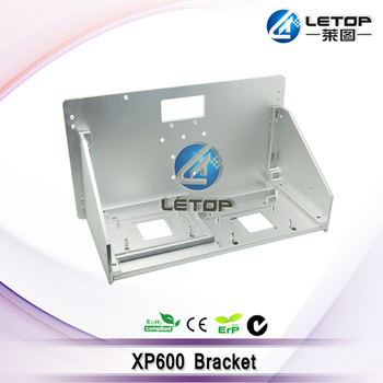 bracket frame carriage assembly for double xp600 printhead