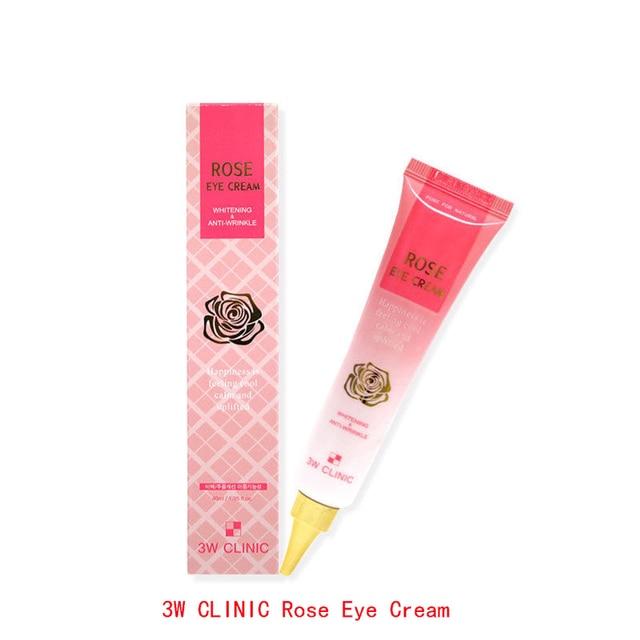 3W clinique collagène yeux crème 40ml escargot yeux sérum Anti-rides noir perle blanchissant dissolvant cernes corée cosmétiques 1 pièces