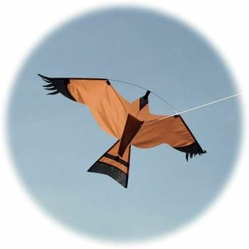 1 Pcs Jardim Quintal Proteger Emulação Voador Falcão Pássaro Scarer Pássaro Drive Pipa Espantalho Repelentes De Pragas Controle De Pragas