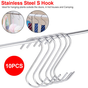 Top sale 10pcs S Shaped Hooks