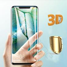 High Quality 3D Tempered Glass Huawei Mate 20 Lite Pro Screen Protector Curved Full Protective X