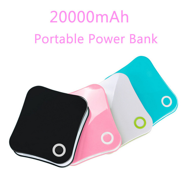 Super Small Size 20000mah Power Bank Backup Battery For