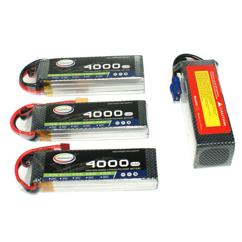 5S 18 5V 4000mAh 40C Lipo Battery For RC Aircraft Helicopter Drone Car  Quadcopter Airplane Remote Control Toys Lithium Battery