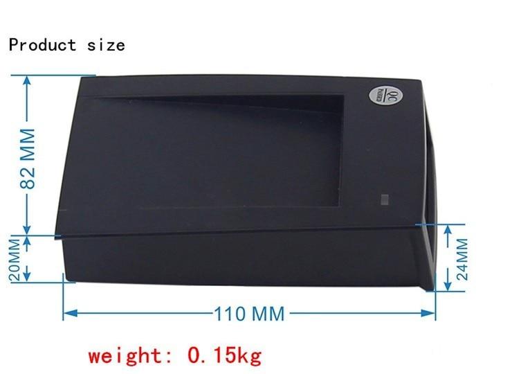 Free Shipping 125kHZ RFID Reader USB Proximity Sensor Smart Card Reader+2Pcs 125khz RFID EM4100 Keyfobs цена и фото