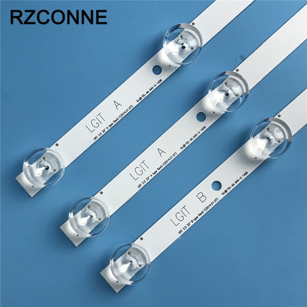 RZCONNE LED Backlight Strip For LG INNOTEK DRT 3.0 32