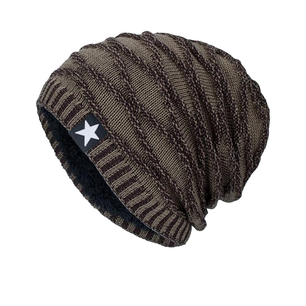 Unisex Knit Cap Hedging winter hats women   Beanies   men caps Head Hats   Beanie   Caps Warm Outdoor vintage Fashion Hats czapka zimowa