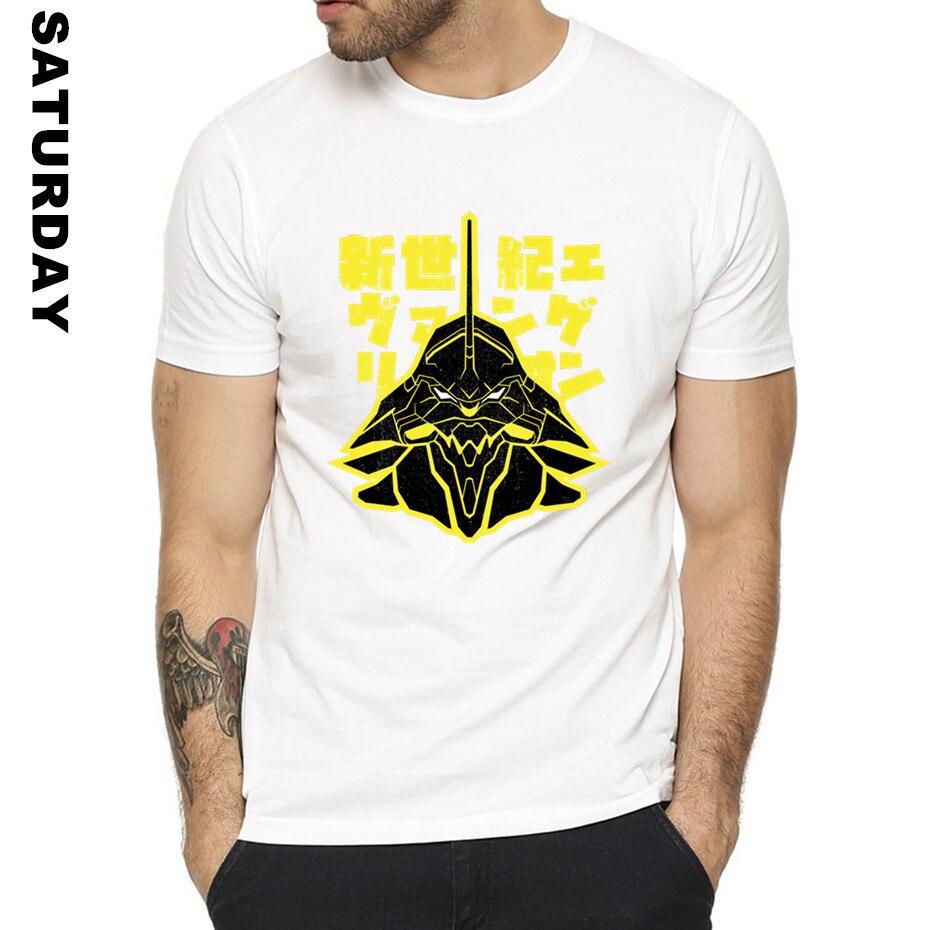 EVA Neon Genesis Evangelion Design Funny T Shirt For Men