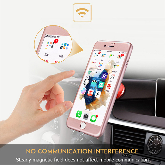 Phone Magnetic Stand Car Dashboard