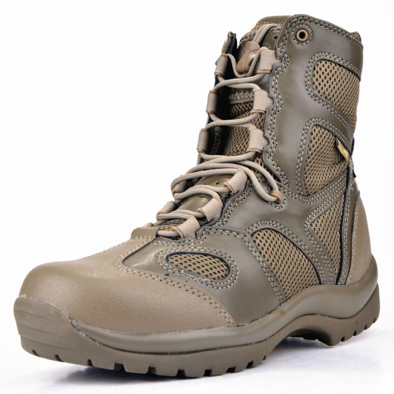 Aliexpress.com : Buy Outdoor Cowhide Boots U.s.marine Corps Combat ...