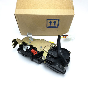Image 1 - עבור hawtai Boliger נעילת מנגנון דלת הלבשה B35 12polig קדמי ואחורי דלת מנעול בלוק בקרה מרכזית נעילת מנוע אבזרים