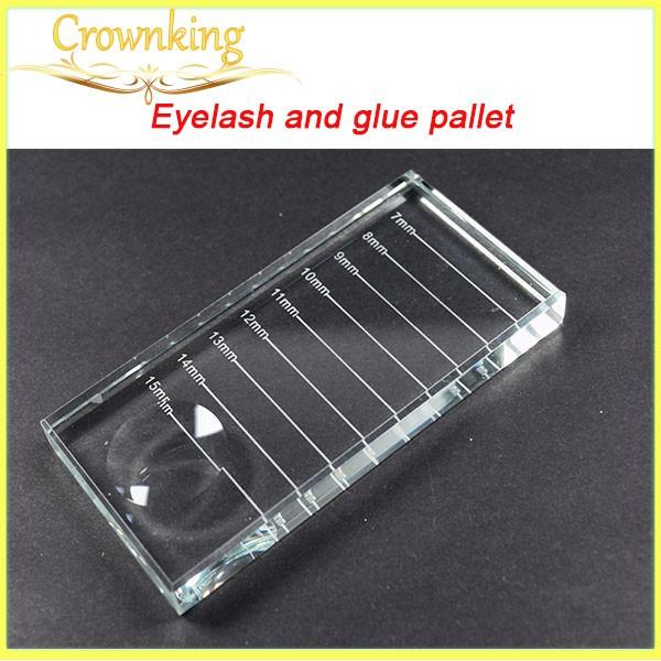 eyelash and glue pallet 6