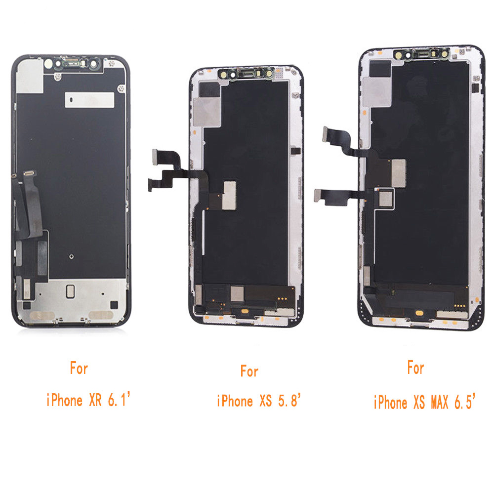 Sinbeda AAA+++ Quality OEM OLED LCD Screen For iPhone XS MAX XR LCD Display Touch Screen Assembly Digitizer Replacement PartSinbeda AAA+++ Quality OEM OLED LCD Screen For iPhone XS MAX XR LCD Display Touch Screen Assembly Digitizer Replacement Part