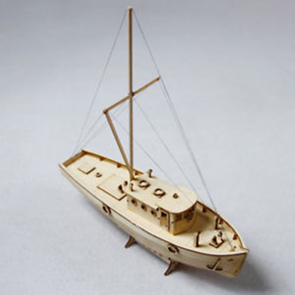 us $10.04 33% off|wooden sailing boat building kits ship model wooden  sailboat toys harvey sailing model assembled wooden kit diy decoration  toy-in