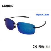 New 2015 Outdoor Sports Sunglasses UV400 New Material Nylon Lens Men Glasses Fashion Men Bicycle Sun