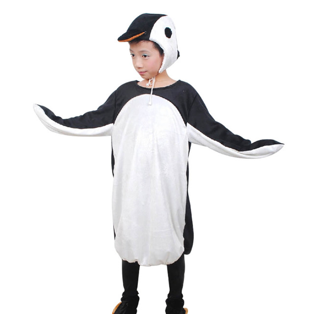 Kids Penguin Costume Little Happy Penguin Role Play Dresss Up Animal Costumes Baby Penguin Jumpsuit Childrenu0027s  sc 1 st  AliExpress.com & Kids Penguin Costume Little Happy Penguin Role Play Dresss Up Animal ...
