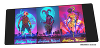 hotline miam mousepad 1200x500mm Halloween Gift gaming mouse pad gamer mat big game computer desk padmouse keyboard play mats
