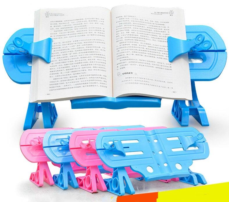 Multifonction Étudiants Myopie Prévention Lecture Étagère Bookend Document Titulaire Base Atril Par Ibros Bookmark Lecture Cadre