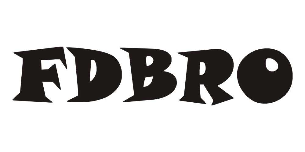 Лого бренда FDBRO из Китая