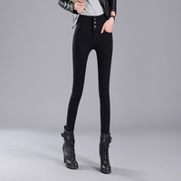 Jeans for women casual summer high stretch jeans female denim jeans 9N00