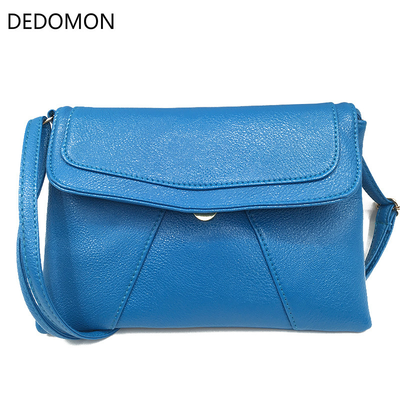 2017 Diagonal Magnetic Button Handbag Women's Bag High Quality Crossbody Shoulder Messenger Bags Women Envelope Clutch Designer women messenger bags designer handbags high quality 2017 new belt portable handbag retro wild shoulder diagonal package bolsa