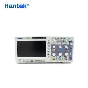 Image 3 - Hantek DSO5102P אוסצילוסקופ USB 2 ערוצים 100Mhz רוחב פס נייד דיגיטלי כף יד Osciloscopio 1GSa/s אמיתי זמן מדגם