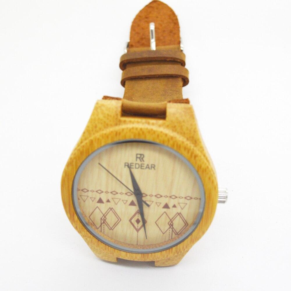 Luxury Brand Bracelet Women Wooden Watch Ladies Quartz Bamboo Watch Women Wristwatch Relogio Feminino Montre Femme