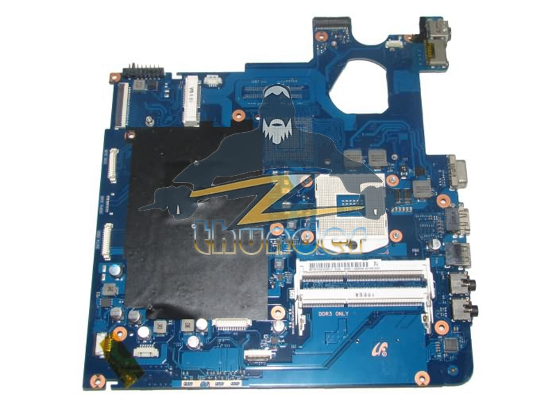 цена на For Samsung NP300V5A 300V5A Laptop Motherboard BA92-08469A BA92-08469B BA41-01764A HM65 DDR3 Full tested