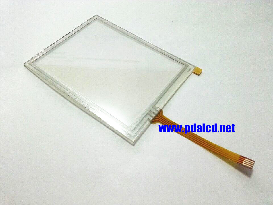 NEW 3.8 inch for Trimble TSC2 AMT98636 AMT 98636 touch panel digitizer lens glass free shipping