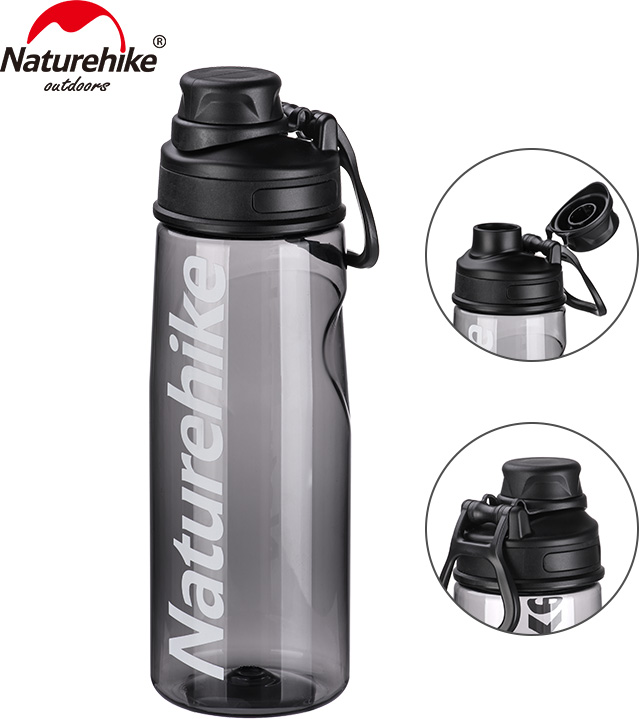 Naturehike Ultralight Silicone Water Bottle Portable Folding  Bottle Water Bag